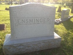 Marjorie <I>Woodmansee</I> Ensminger