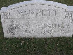 Mary Gray <I>Brown</I> Barrett