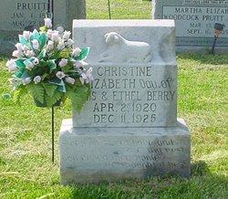 Christine Elizabeth Berry