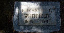 """Elizabeth Margaret """"Lizzie"""" <I>Campbell</I> Whitfield"""