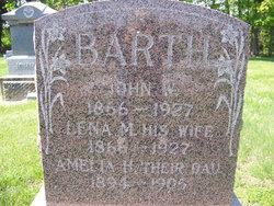 Amelia Hellen Barth