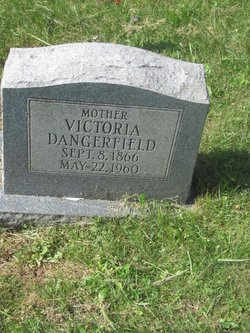 Victoria <I>Tucker</I> Dangerfield