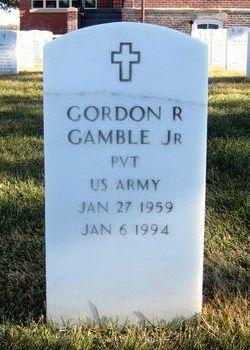 Gordon Ray Gamble, Jr