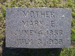 Mary Elizabeth <I>Warren</I> Marks
