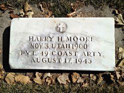 Harry H Moore