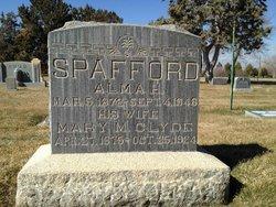 Alma Horace Spafford