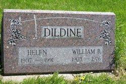 Helen <I>Blancett</I> Dildine