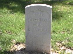 Capt Joseph B. Zeigler