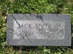 Jack Snow, Jr