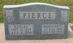 Marguerite Pierce