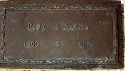 Roy Claire Ames