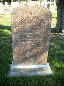 Rev Frederick Upham