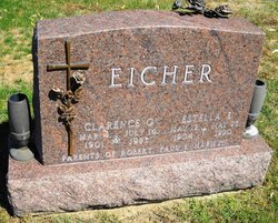 Estella Edna <I>Jones</I> Eicher