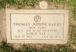 Thomas Joseph Barry