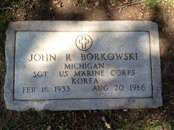 John R. Borkowski