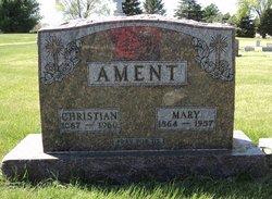 Christian Ament, Sr