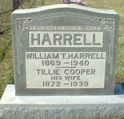 William T Harrell