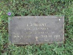 I J Burns