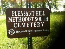 Old Pleasant Hill Methodist Church Cemetery