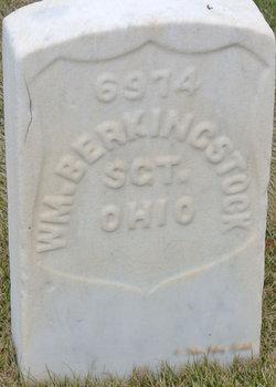 Sgt William Berkingstock