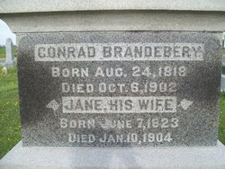 Conrad Brandebery