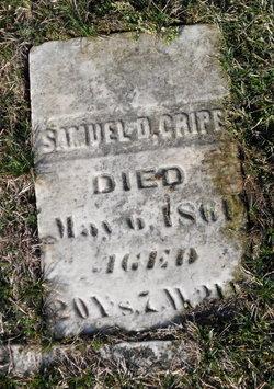 Samuel D Cripe