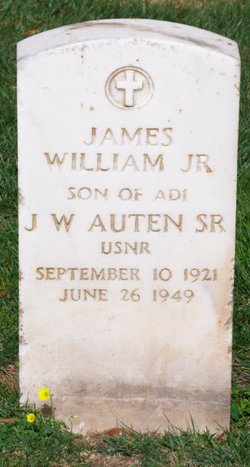 James William Auten, Jr