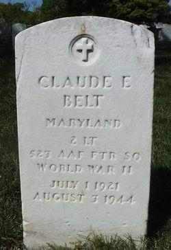 Claude E Belt