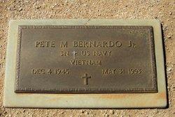 Pete M Bernardo, Jr