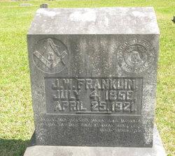 Josephus W. Franklin