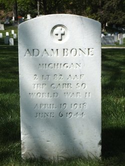 2LT Adam Bone