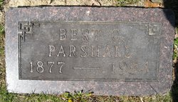 Bert G Parshall