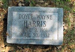 Doyce Wayne Harris