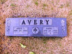 Adele <I>Saxenmeyer</I> Avery