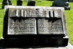 """Mary Maret """"Mollie"""" <I>Shumate</I> Garner"""