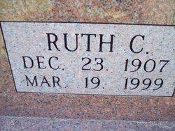 Ruth Christine <I>Parker</I> Amick