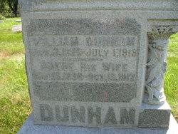 Phebe <I>Hatch</I> Dunham