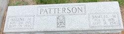 Helene <I>Whitney</I> Murray Patterson