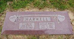 Estelle Carlee <I>Parks</I> Harwell