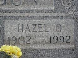 Hazel Q. <I>Dayton</I> Ausbun