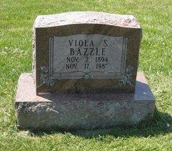 Viola Virginia <I>Stultz</I> Bazzle