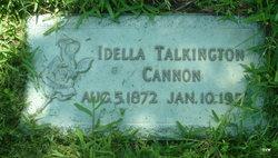 Idella <I>Talkington</I> Cannon