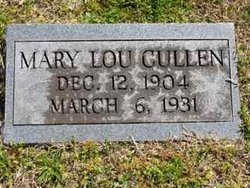 Mary Lou Cullen