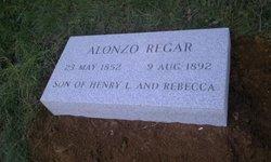 """Alonzo A. """"Lon"""" Regar"""