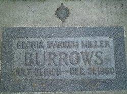 Gloria Mangum <I>Miller</I> Burrows