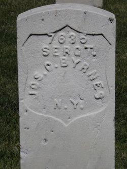 Sgt Joseph C Byrnes
