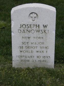 Joseph W Danowski