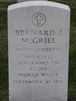 Bernard J. McGriel
