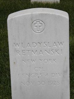 Wladyslaw Retmanski