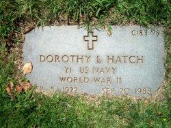 Dorothy L. Hatch